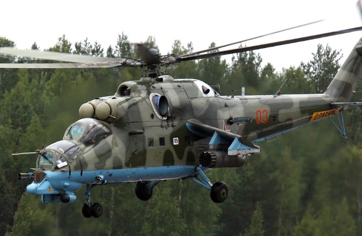 Arguments about the helicopters Sirii1