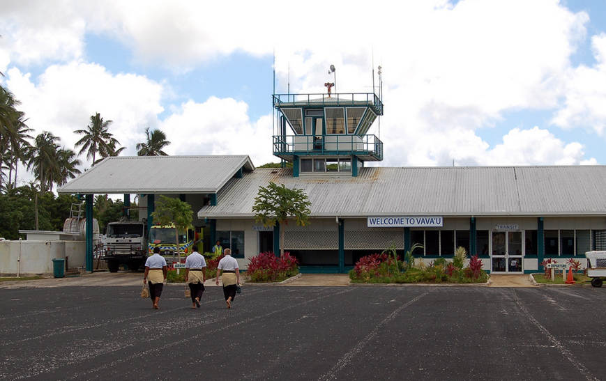 Vava'u Airport (Vava'u International Airport) .2