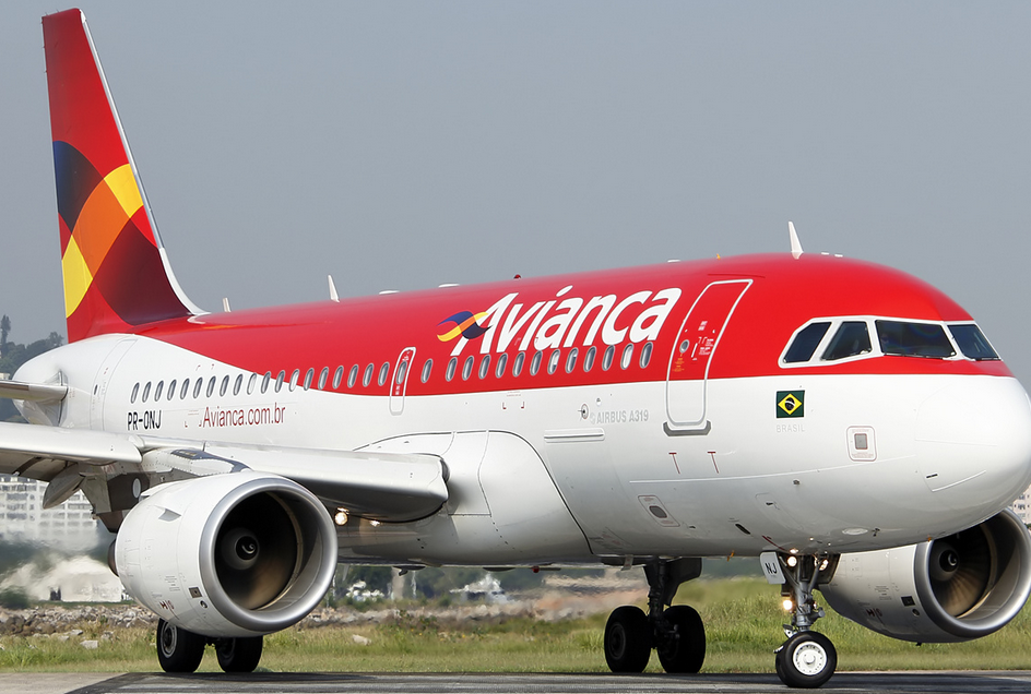 Avianca (Avianca). Official sayt.1