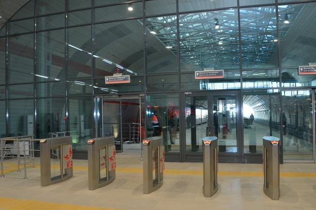 Aeropuerto Kazán. Terminal