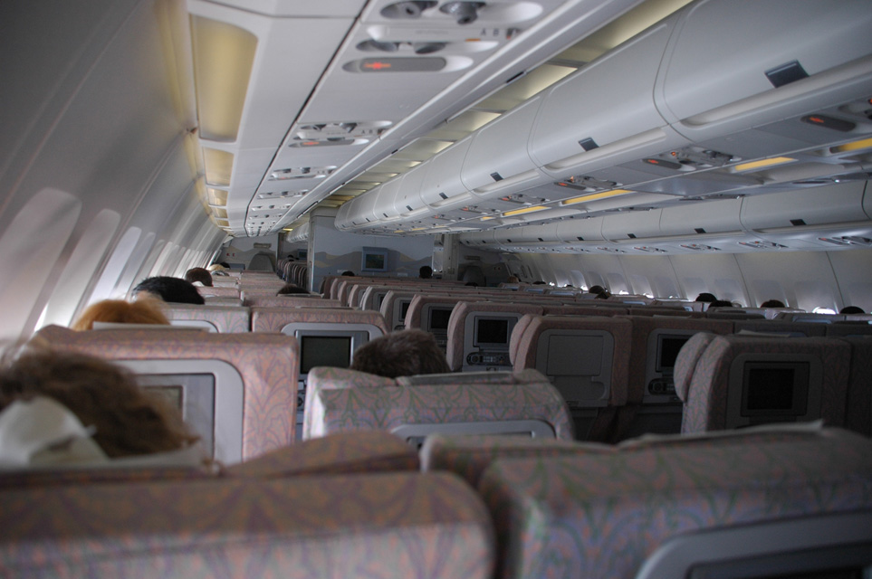 Airbus A330-200 Salon