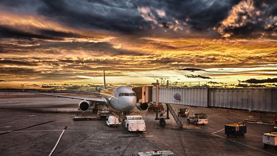 Descripción: Billete de avión Saratov - Moscú