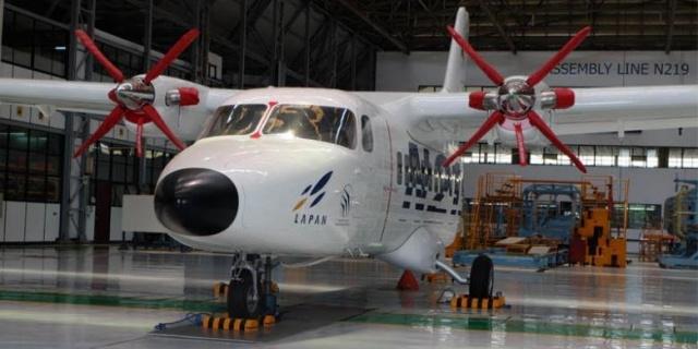 Resultado de imagen para Indonesian Aerospace N-219