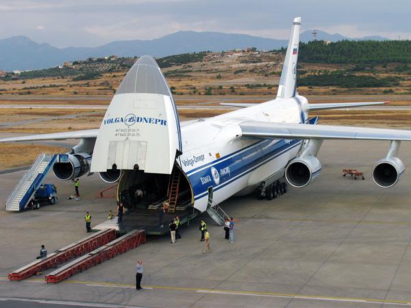 Antonov An-124 foto