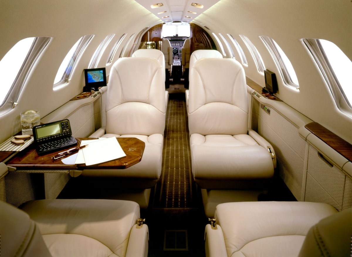 Cessna Citation Encore + Salon