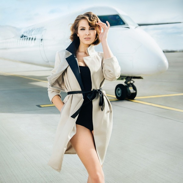 AirBaltic hostess 12