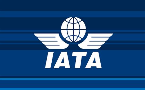 IATA شعار