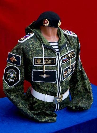 الزي الرسمي 4343 قوات الدفاع الجوي