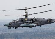 フライト側面視でのKa-52