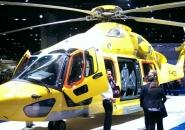 ヘリコプターエアバスヘリコプターH175展