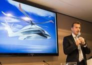 Apresentação helicóptero Airbus Helicopters X6