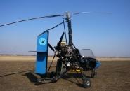 Raven-01M autogyro
