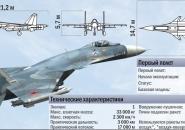 Le caratteristiche Su-33