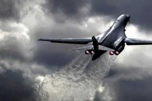 Bomber B-1 Lancer