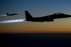 Aviones de la fuerza aérea