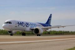 飛行機MS-21