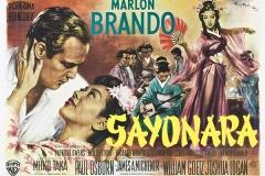 سايونارا (1957).
