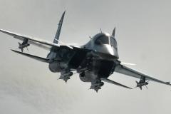 Самолёт Су-34