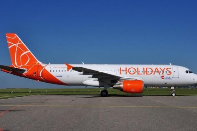 Avion Holideyz Czech Airlines