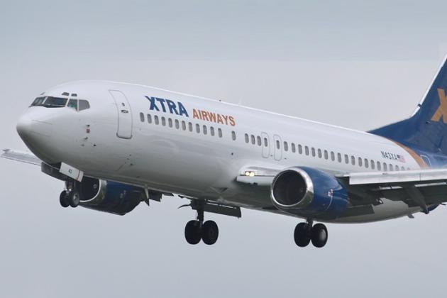 شركة الطيران إكسترا الخطوط الجوية