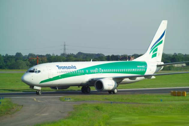 Avion Transavia Airlines
