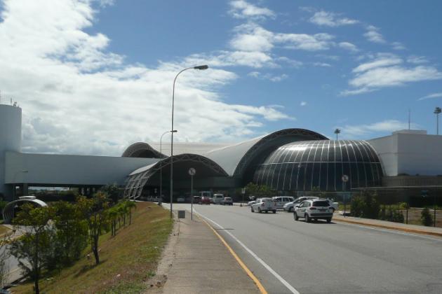 مطار فورتاليزا بينتو مارتينز