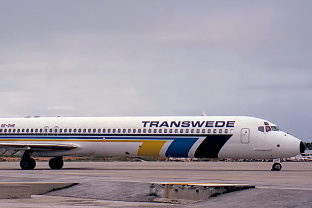 Airline Transvid Airways