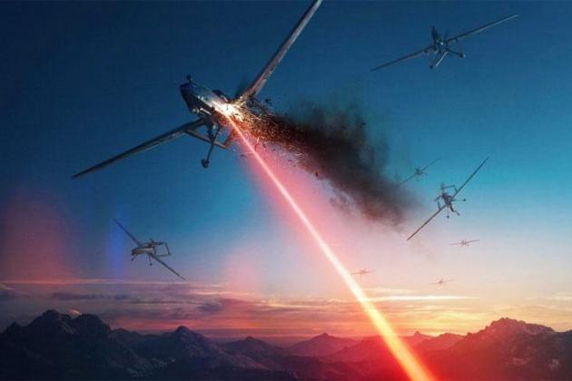 Laserwaffen
