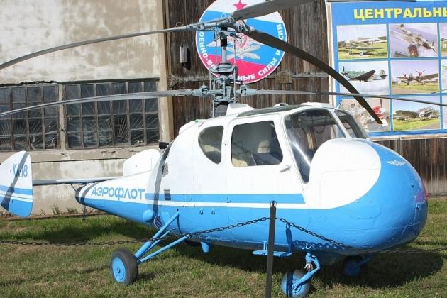 Вертолет Ка-18