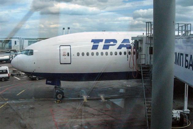 Aeropuerto de Pulkovo Aeropuerto de Transaero
