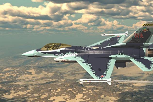 F-16 in colors Su-57