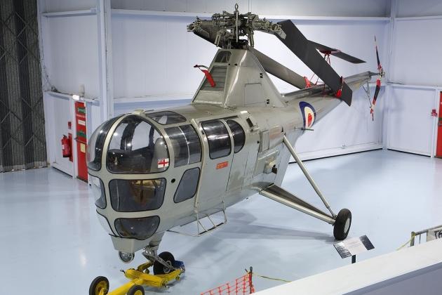 Elicottero Westland WS-51 libellula. Specifiche tecniche. Foto.
