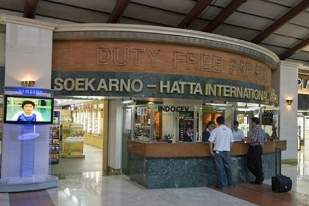 Airport Soekarno Hatta (Indonesia)