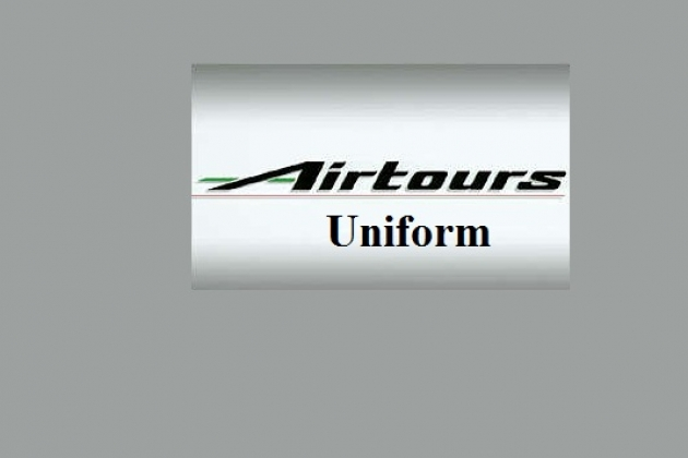 Униформа стюардесс: Airtours International Airways. Великобритания.