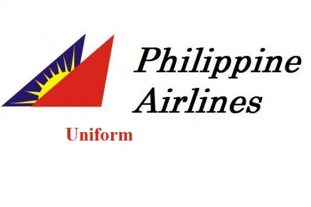 Uniformi di assistenti di volo: Philippine Airlines. Filippine.