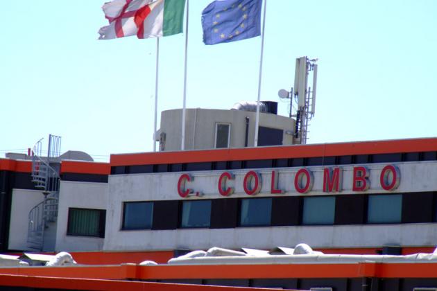 Airport Genoa Cristoforo Colombo