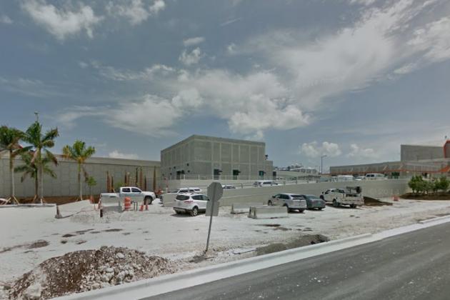 Airport Miami Watson Island
