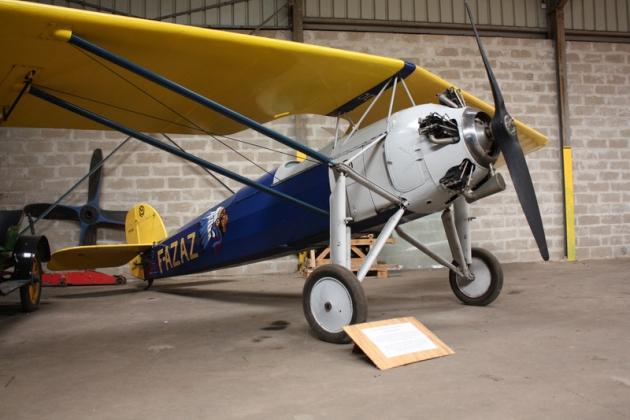 Morane-Saulnier MS.180. Spécifications. Photo.
