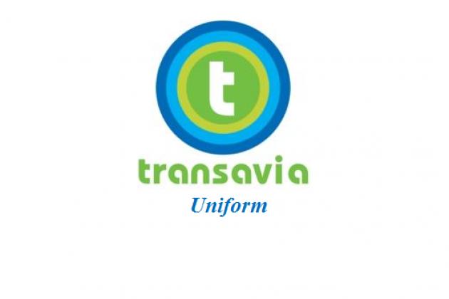 Униформа стюардесс: Transavia. Нидерланды.