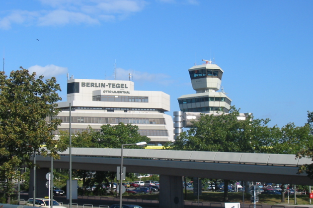Aéroport de Berlin Tegel