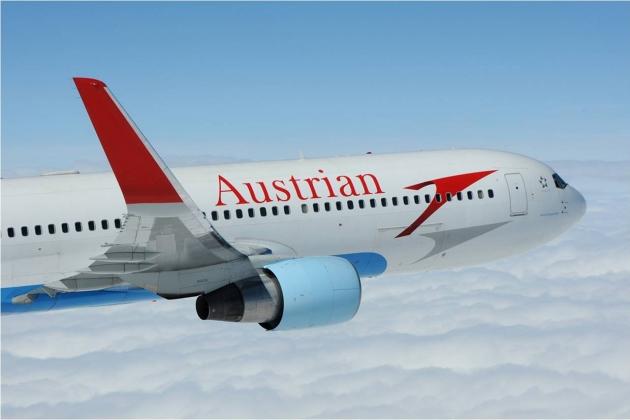 Austrian Airlines compagnie aérienne