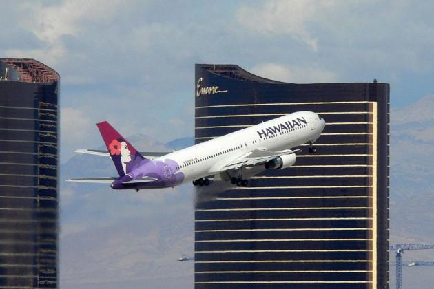 Hawaiian Airlines compagnia aerea