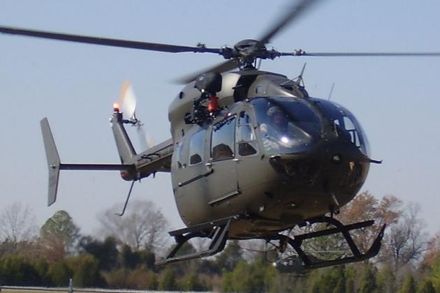 Helicóptero Eurocopter UH-72 Lakota. Especificaciones. Foto.