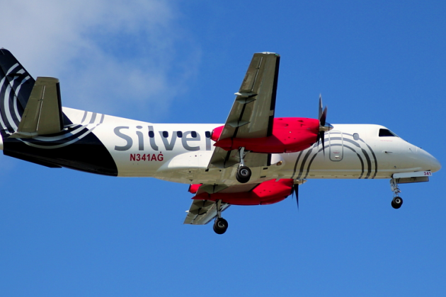 Авиакомпания Silver Airways