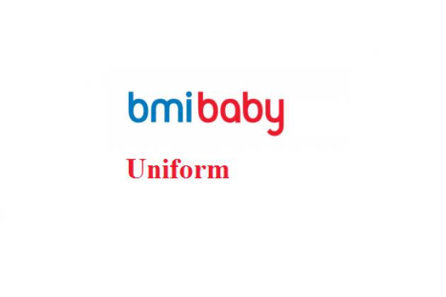 Униформа стюардесс: Bmibaby. Великобритания.