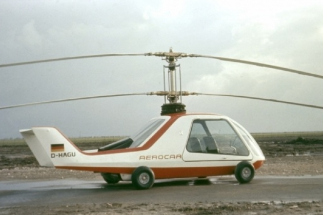 Helicopter Wagner FJ-V3 Aerocar. Specifications. A photo.