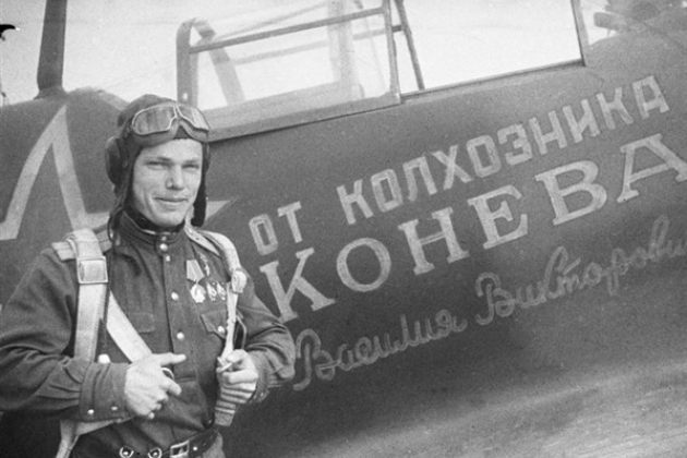 Ivan Kozhedub. Dogfight in our time.