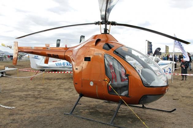 Вертолёт Delta D2. Технические характеристики. Фото.