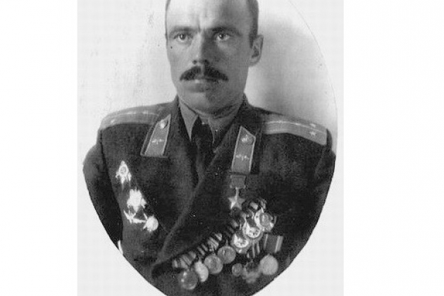 Nicholas G. Dokashenko. Biography. Service. Fighting. Awards. Memory. A photo.