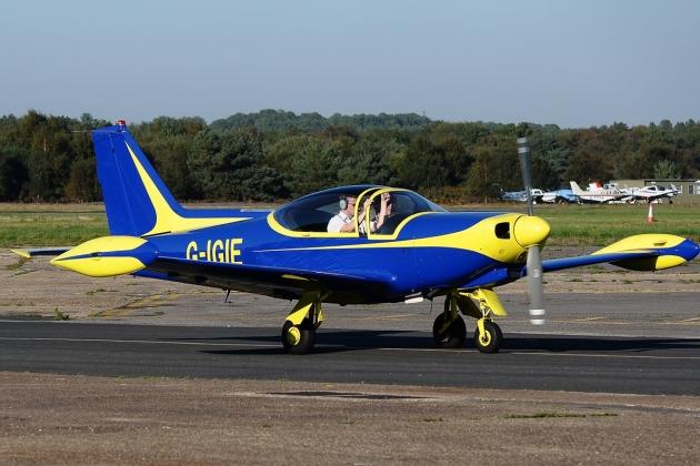 SIAI-Marchetti SF-260. Технические характеристики. Фото.